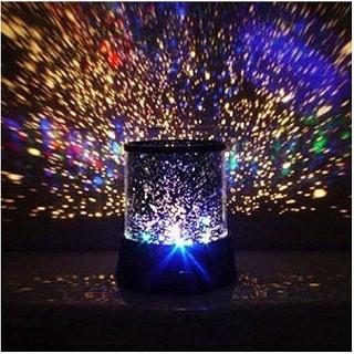 Free multistar night light