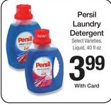 Persil at kroger