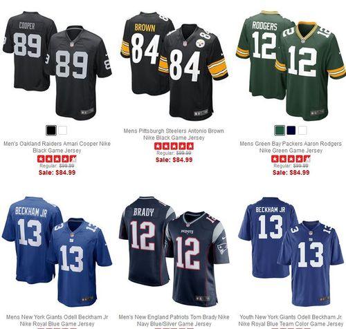 Nike NFL Jerseys