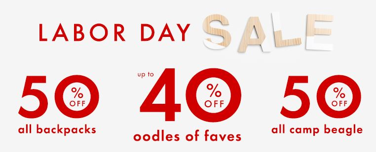 Hanna Andersson Labor day sale