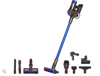 Dyson V8 Absolute cordless vacuum with 8 tools and hepa filtration