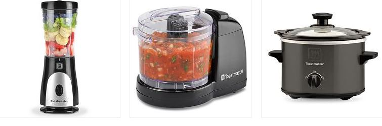 Kohl's small appliances with rebate