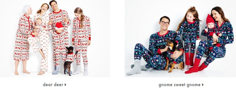 Hanna andersson holiday pajamas 1