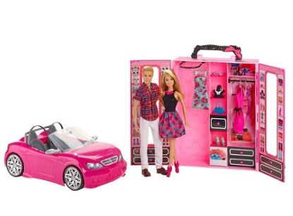 Barbie big box bundle