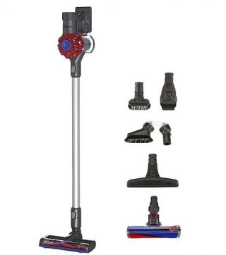 Dyson v6 cordfree vacuum with fluffy head 5 attachments