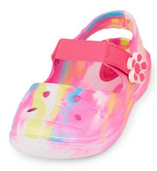 Children's place toddler girls breezer water shoe