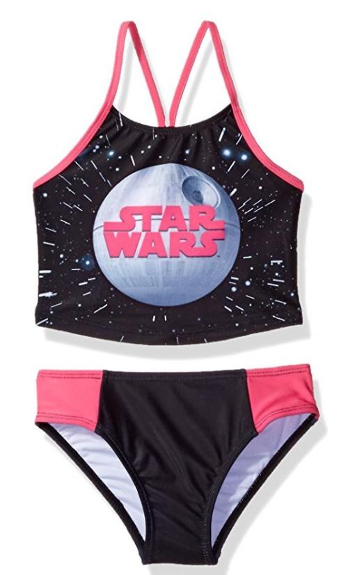Star wars girls tankini