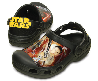 Crocs star wars clogs