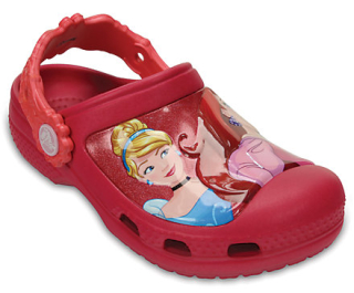 Crocs disney princess clog