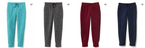 Old navy fleece pants
