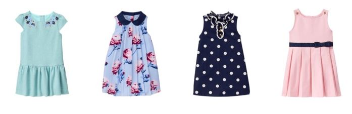 Janie and jack 20% off dresses free shipping