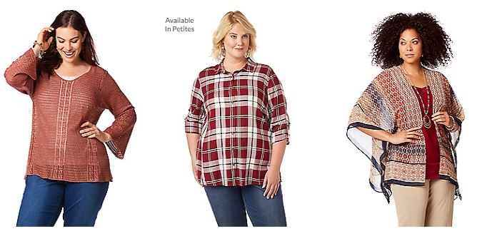 Catherine's 40% off tops