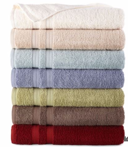 Jc penney towels on sale