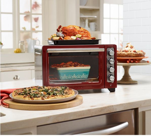 KitchenAid Countertop Convection Oven with Pizza Pan 2