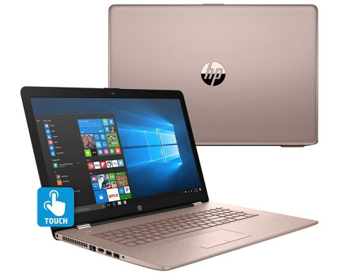 HP 15 or 17 Touch Laptop AMD A9  1TB HDD w Software Kit  Office Option