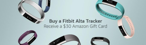 Fit bit alta amazon gift card
