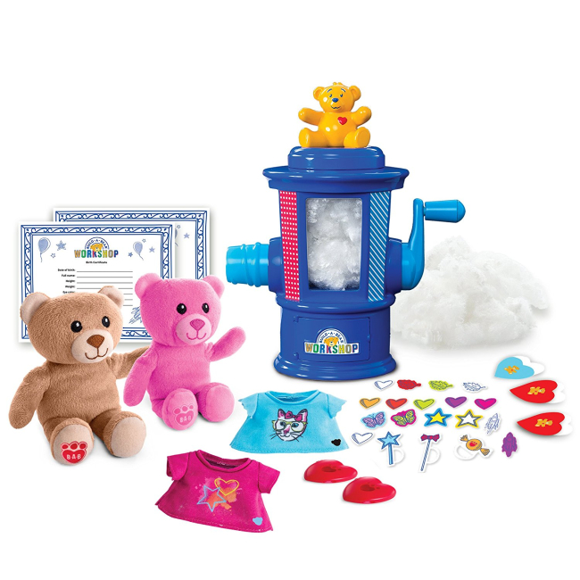Build-A-Bear Workshop Stuffing Station by Spin Master - $12.97 (Was $29.99)