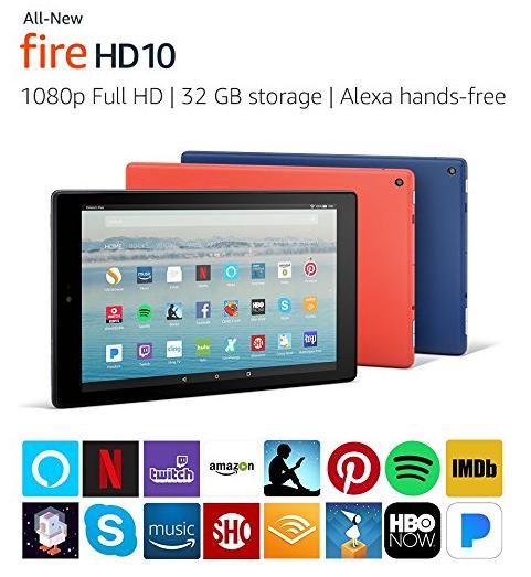 Amazin Fire HD 10