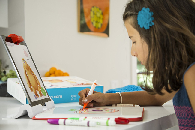 Osmo Creative Kit with Monster Game (iPad Base included) $55.99 - Free Shipping