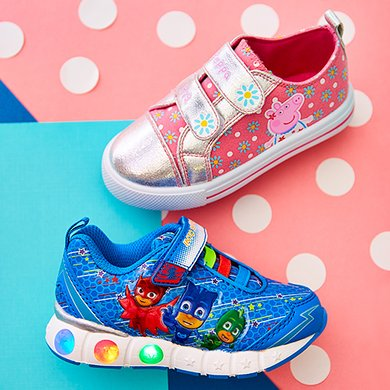 Zulily character shoes