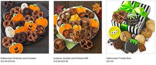 Cheryl's halloween cookies
