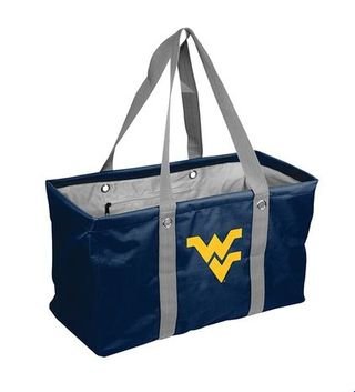 Wvu picnic caddy