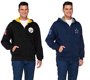 Nfl sherpa jacket