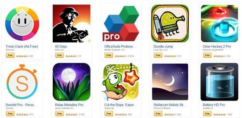 Amazon apps FREE
