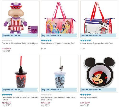 Disney buy one get one $1