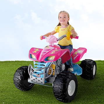 Zulily fisher price power wheels
