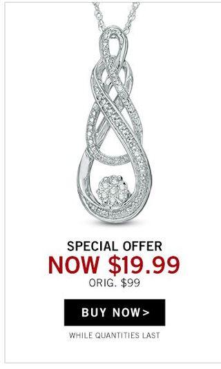 Zales necklace $19.99
