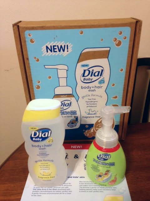 Dial kids foaming hand soap
