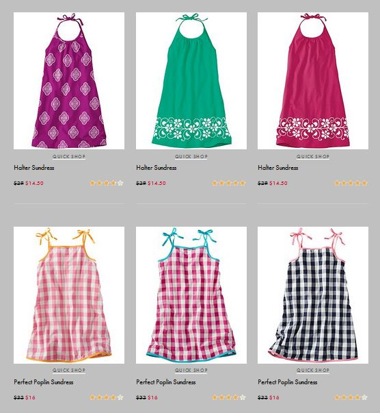 Hanna Andersson 50% off Flash Sale: Girls Dresses from $11.90 with Coupon