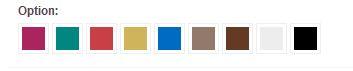 Dooney colors