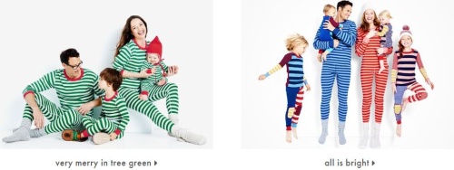 Hanna andersson holiday pajamas 2