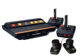 Atari flashback 7 classic game console deluxe w 101 games