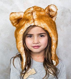 Eskimo kids red fox