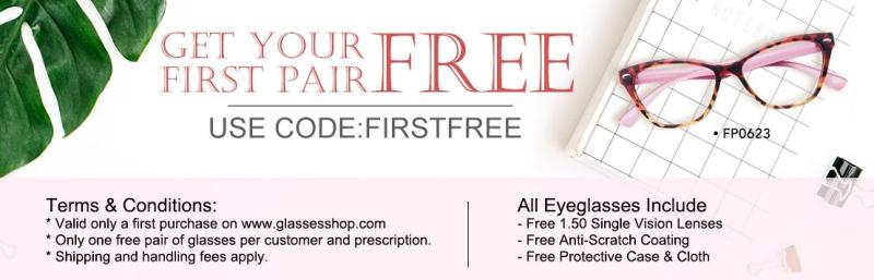 Glasses shop free glasses