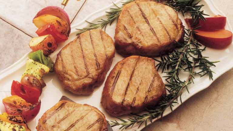 Zaycon pork chops