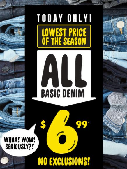 Children's place denim sale