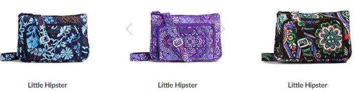 Vera bradley little hipster