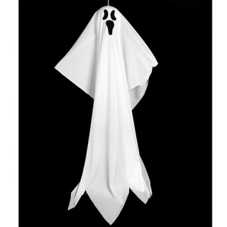 Dollar tree hanging hallowen ghost