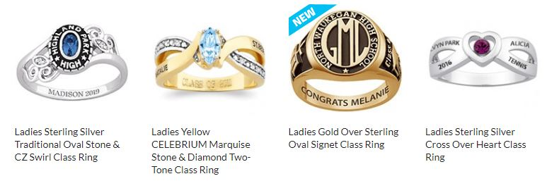 Class rings on sale 2