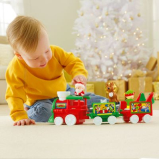 Little People Christmas Train