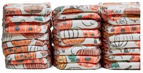 The honest company fall halloween diapers