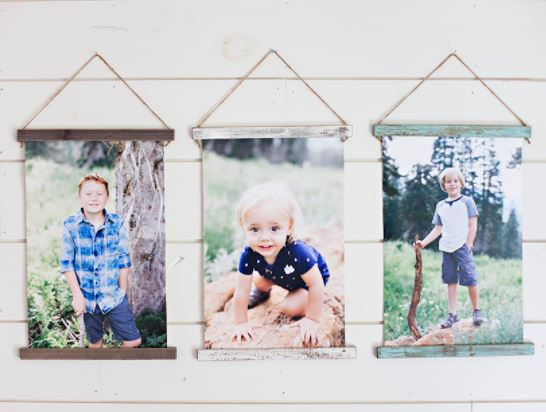 Photobarn canvas hanging prints