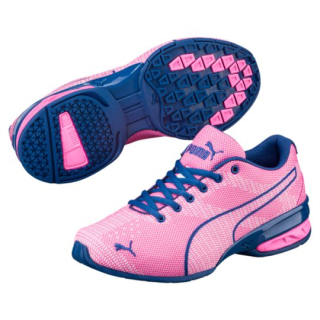 Puma tazon 6 woven kids trunning shoes