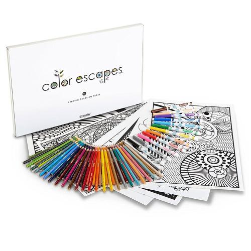 Crayola color escapes