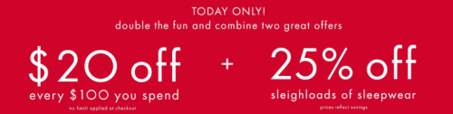 Hanna andersson coupon sale sleepwear