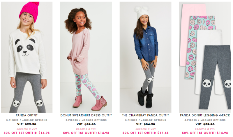 Fabkids clothes